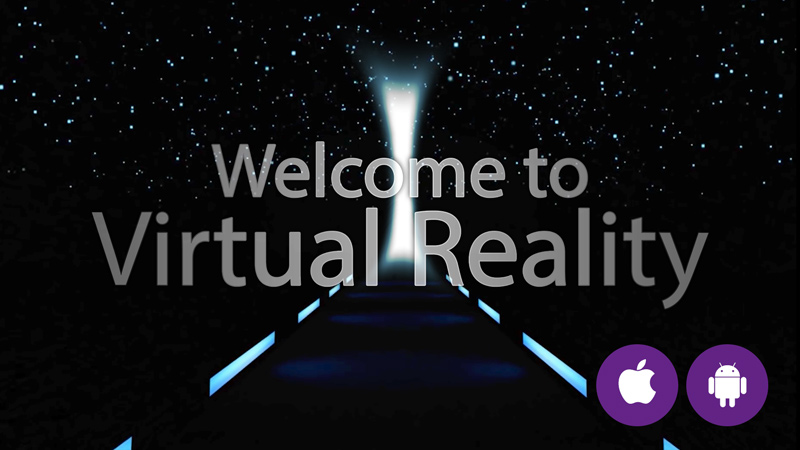 Welcome to Virtual Reality cover image
